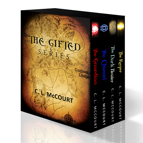 The Gifted box set cover image